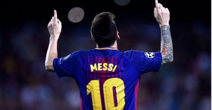 Doctor reveals the big secret behind Lionel Messi's free kick technique