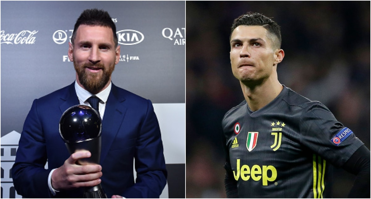 Greatest 100 players of the 21st century Messi and Ronaldo position will surprise you