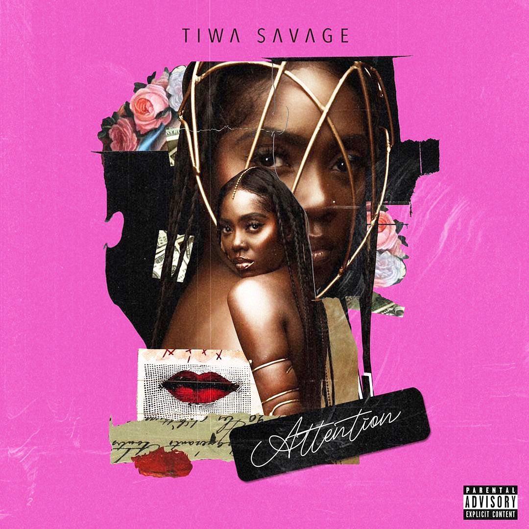 DOWNLOAD : Tiwa Savage – Attention [MP3]