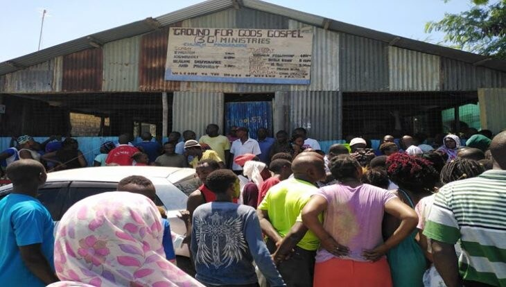 Pastor stabs wife and himself to death during church service
