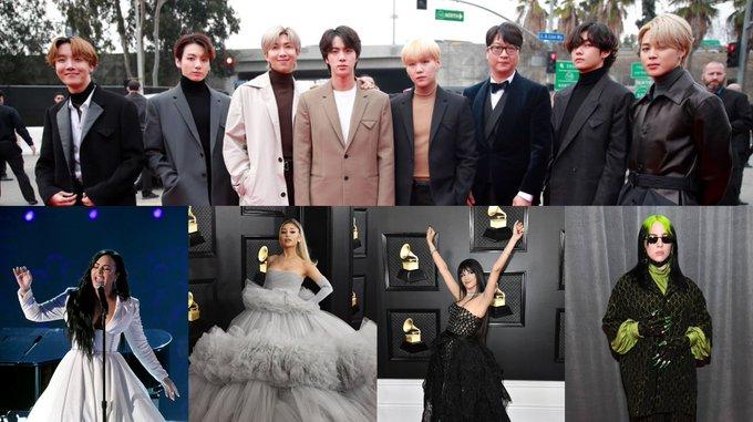 #GrammyAward2020 : Winners Full List