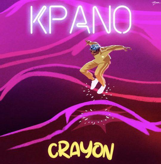 AUDIO + VIDEO : Crayon – Kpano