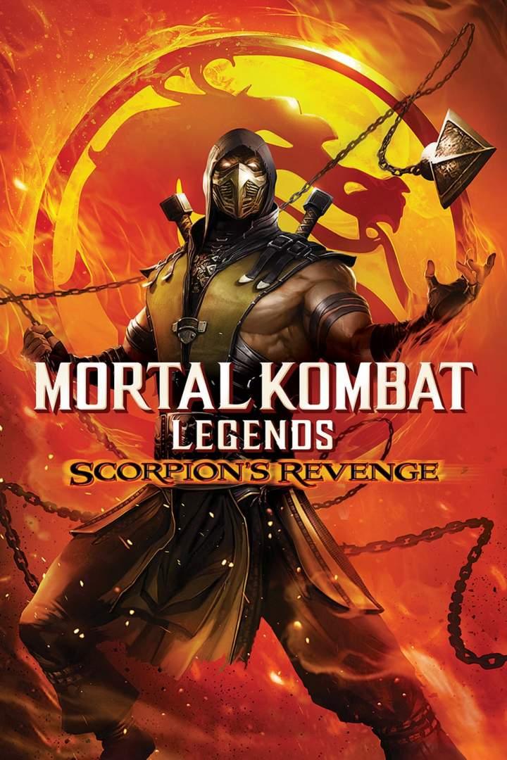 MOVIE : Mortal Kombat Legends - Scorpion's Revenge (2020)