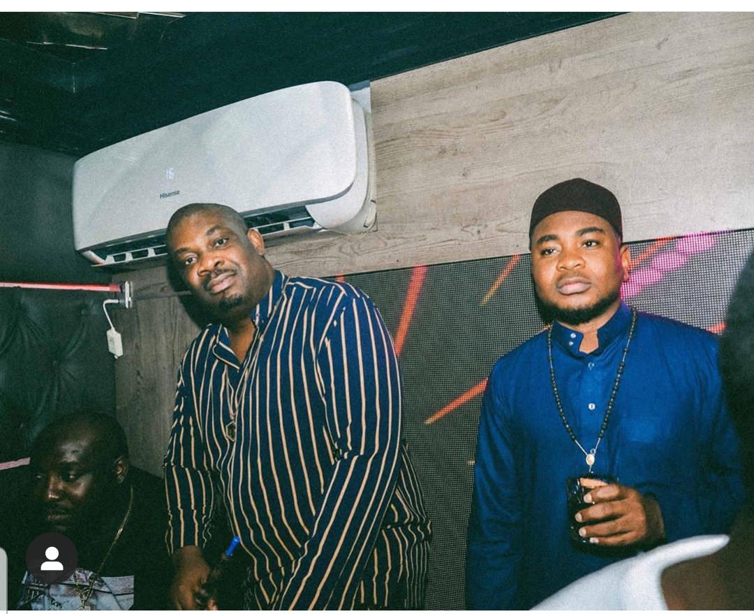 Babyfresh & Don Jazzy