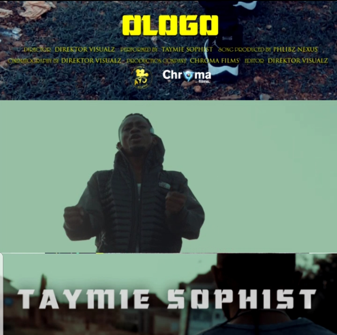 VIDEO : Taymie Sophist - Ologo