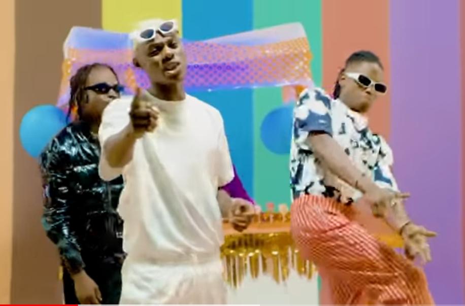 VIDEO : Mohbad Ft Naira Marley X Lil Kesh – Ponmo Sweet (Kayamata)