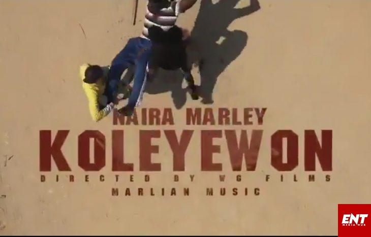 VIDEO : Naira Marley - Koleyewon