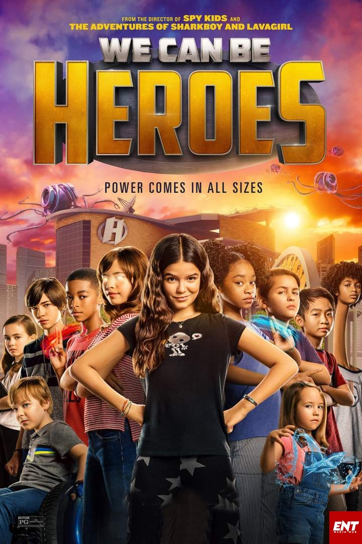 MOVIE : We Can Be Heroes (2020)