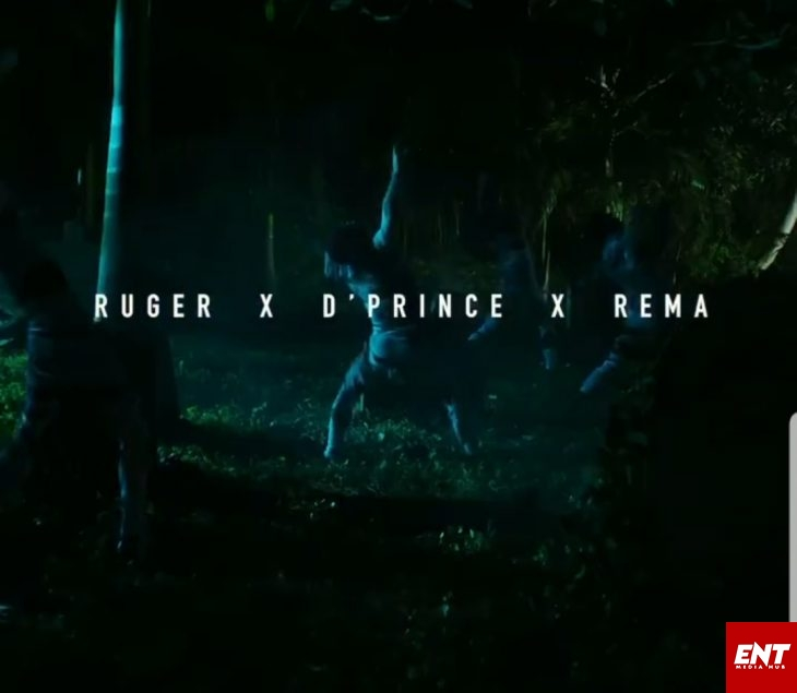 VIDEO: Ruger X D'prince X Rema - One Shirt