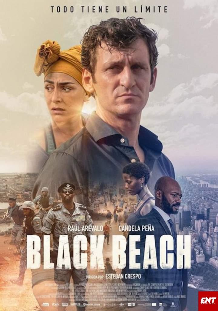 MOVIE : Black Beach (2020)