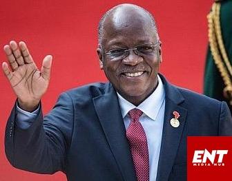 Tanzania President John Pombe