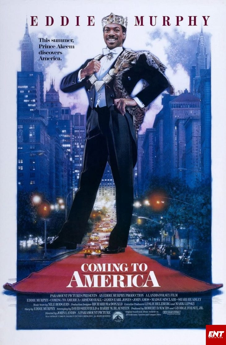 MOVIE : Coming to America (1988)
