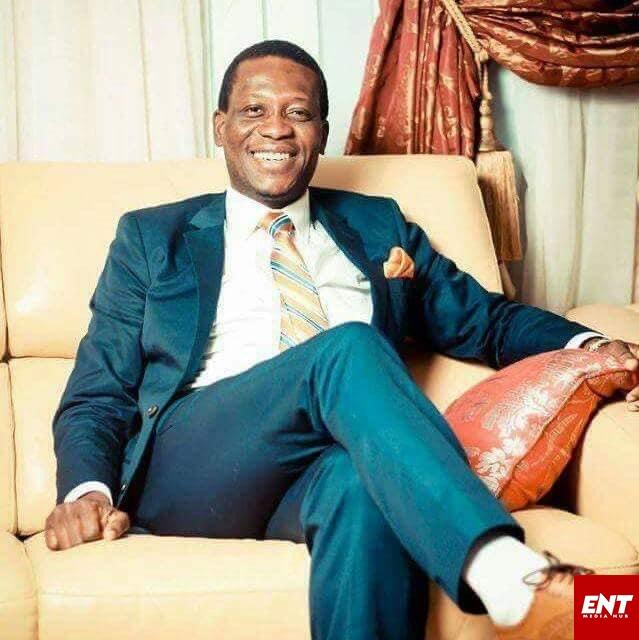Pastor Adeboye's son Dare