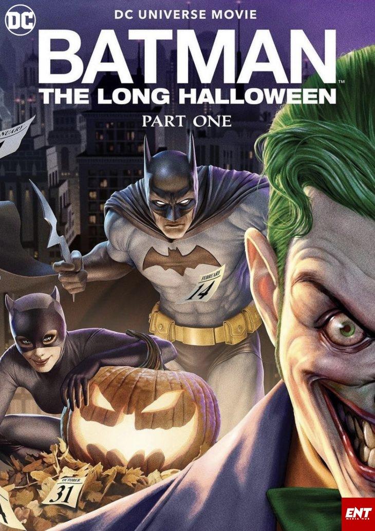 Batman: The Long Halloween - Part One (2021) [Animation]
