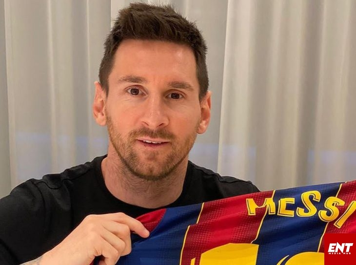 Messi deal with Barcelona