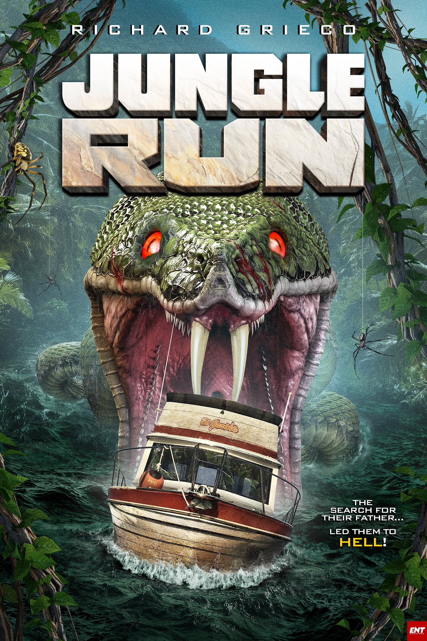 MOVIE : Jungle Run (2021)