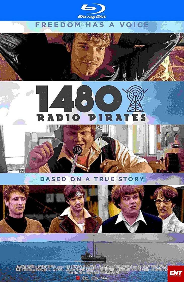 MOVIE : 1480 Radio Pirates (2021)