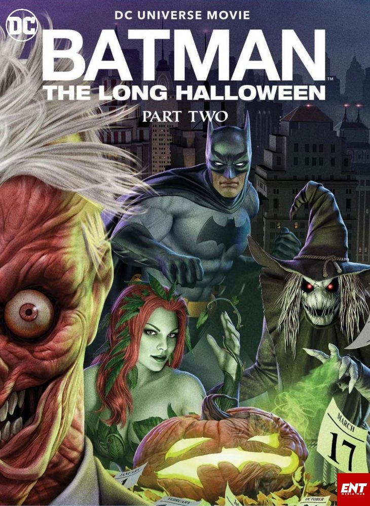 MOVIE : Batman - The Long Halloween - Part Two (2021) [Animation]