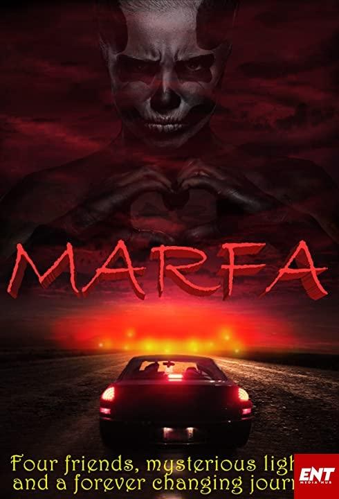 MOVIE : Destination Marfa (2021)