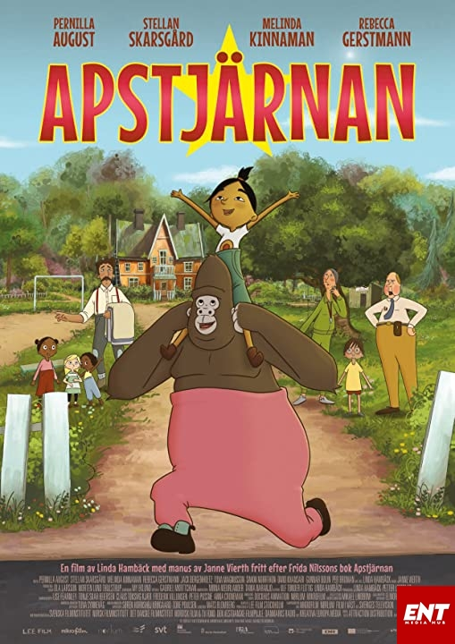 MOVIE : The Ape Star (2021) (Animation)