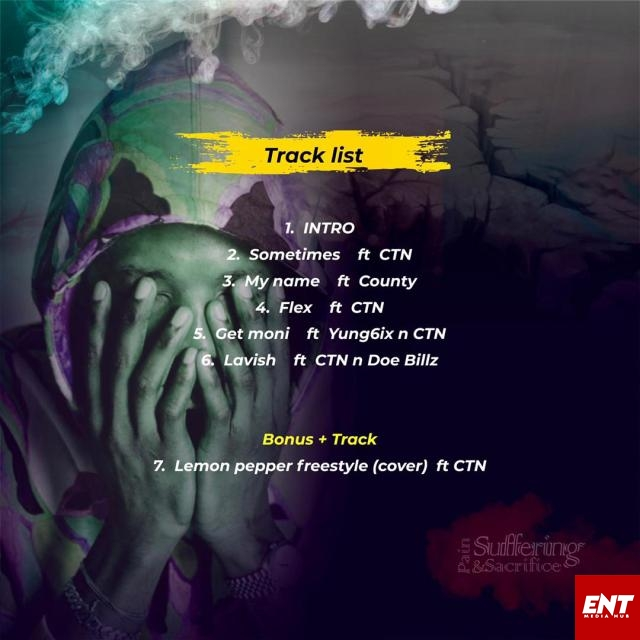 blinx ep tracklist