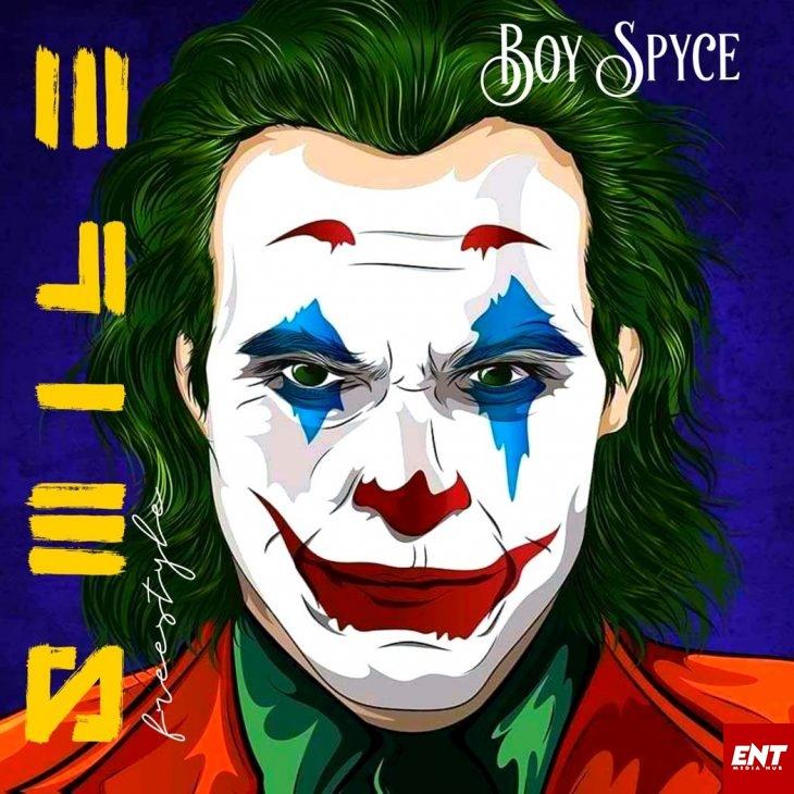 Boy Spyce - Smile