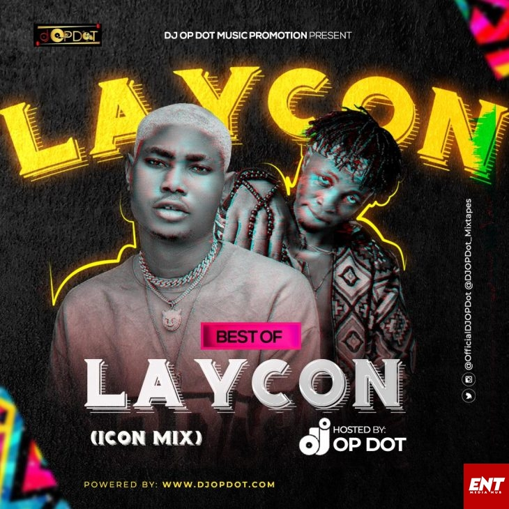 Best Of Laycon Icon 2021