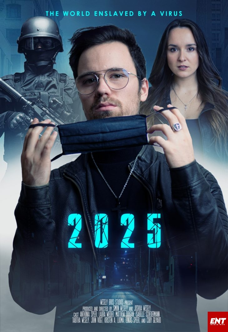 MOVIE : 2025 - The World Enslaved by a Virus (2021)