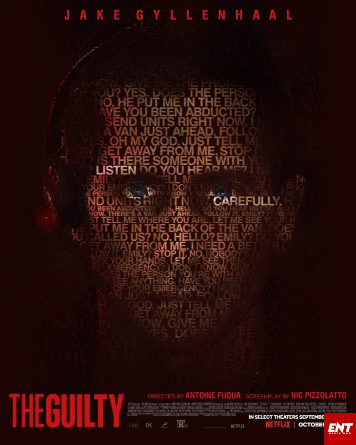 MOVIE : The Guilty (2021)