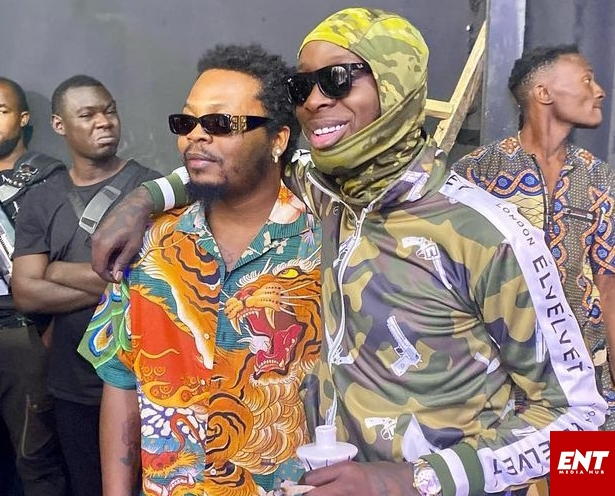 Olamide X Backroadgee - See Level