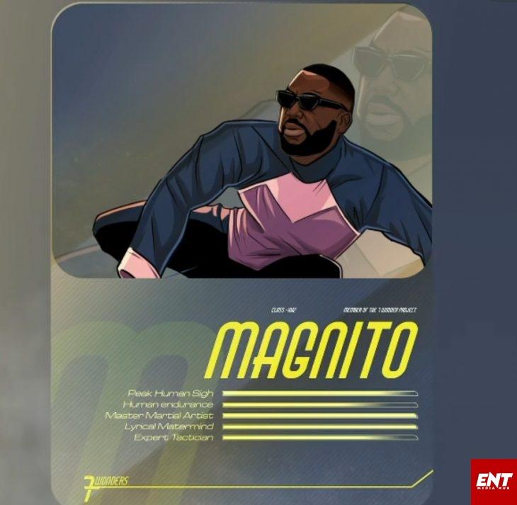 Dremo Ft. Magnito - Wonder