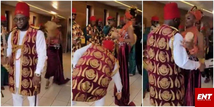 Craze Clown wedding