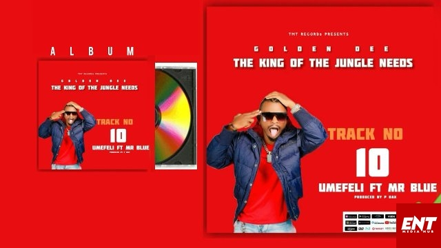 Golden Dee – UMEFELI ft Mr Blue