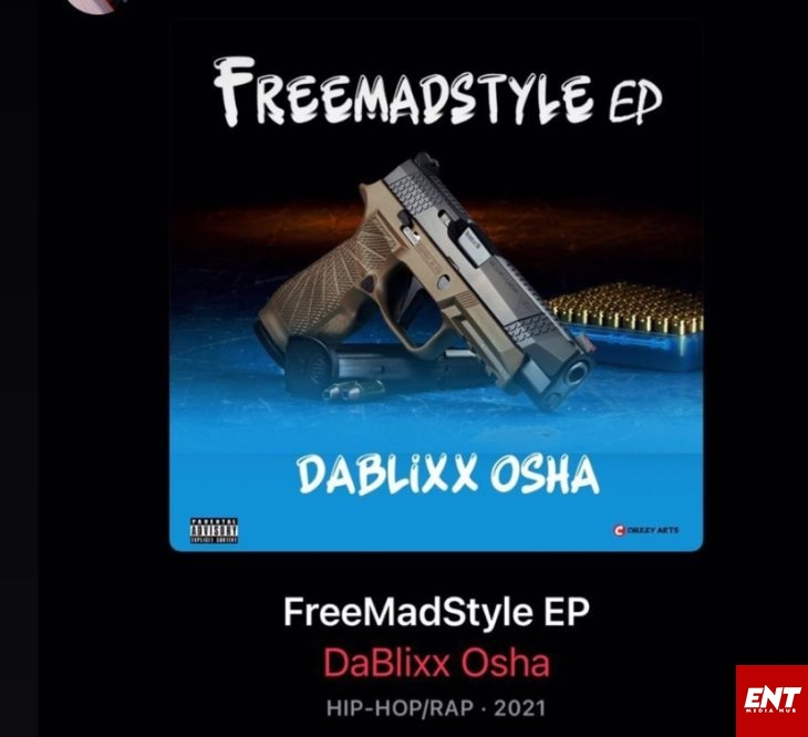 Dablixx Osha - Freemadstyle Ep