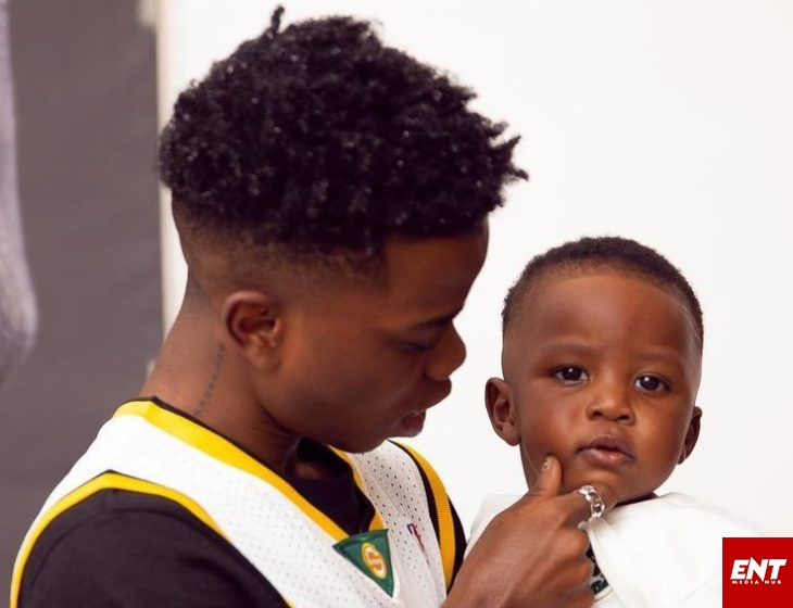 Lyta and his baby mama