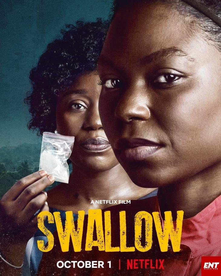 MOVIE : Swallow (2021)